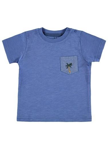 Civil Baby Civil Baby Erkek Bebek Tişört 6-18 Ay indigo Civil Baby Erkek Bebek Tişört 6-18 Ay indigo İndigo